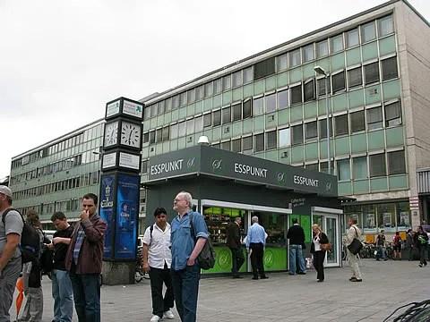 Picture of Munich Train Station Hauptbahnhof München