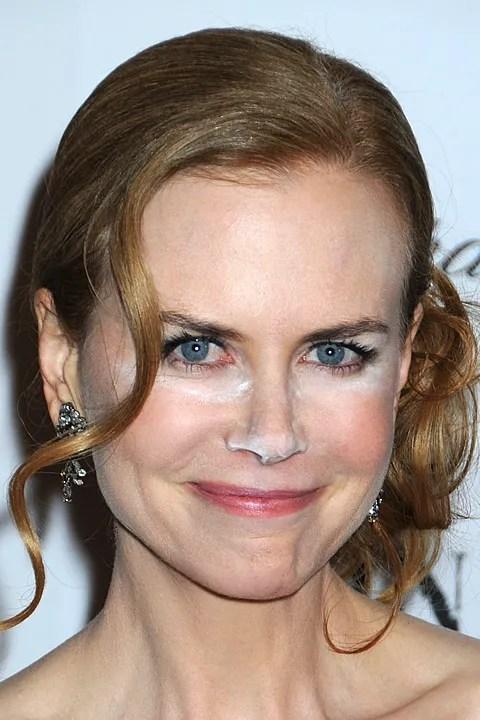 Nicole Kidman pic at Nine movie premiere