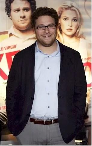 Seth Rogen fat