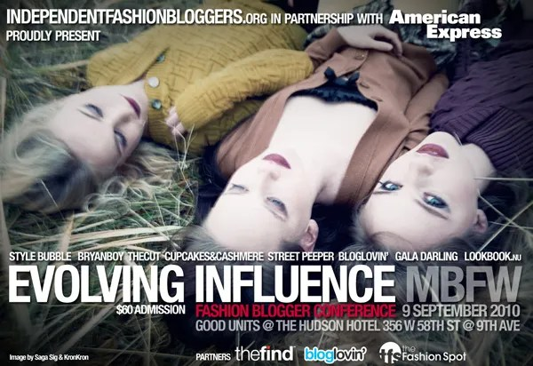 Independent Fashion Bloggers Conference - Evolving Influence