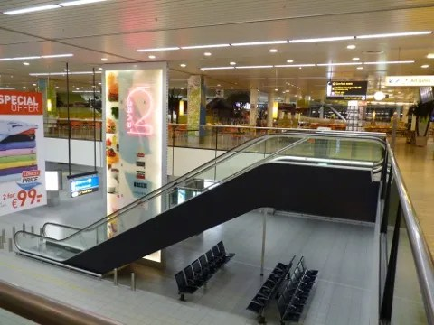Amsterdam schiphol Airport Level 2