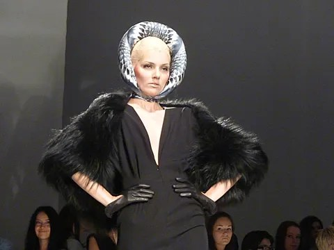 Arsenicum Fall Winter 2010 Aurora Fashion Week St Petersburg, Russia