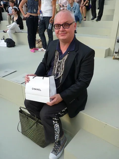 Chanel Haute Couture - Mickey Boardman
