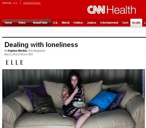 CNN and Elle Magazine