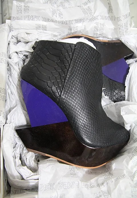 Bryanboy's Finsk shoes