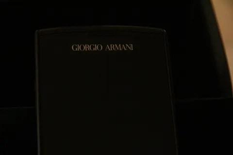 Giorgio Armani Galaxy GT-I9010phone by Samsung