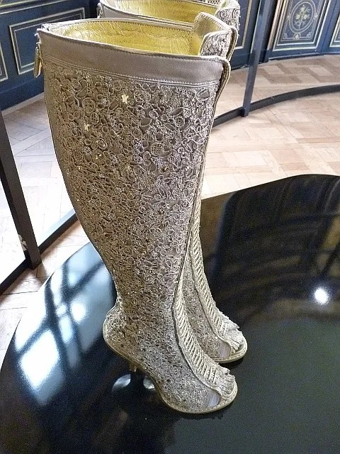 Givenchy Boots - Haute Couture Fall Winter 2010 2011