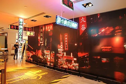 Lane Crawford Hong Kong