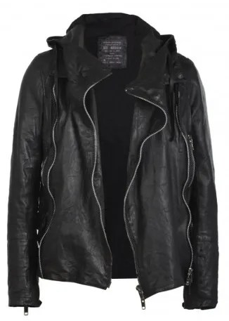 Leather Bomber Jacket by All Saints