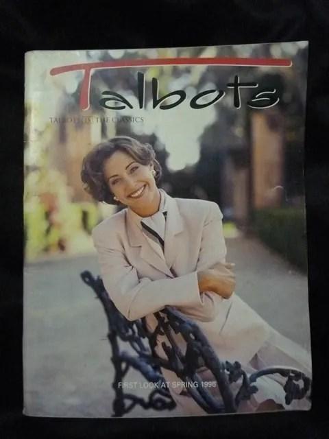 Talbots Spring 1996 Catalog
