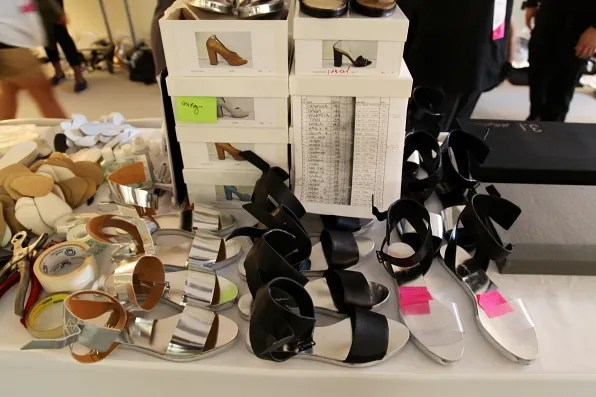 3.1 Phillip Lim spring summer 2012 sandals