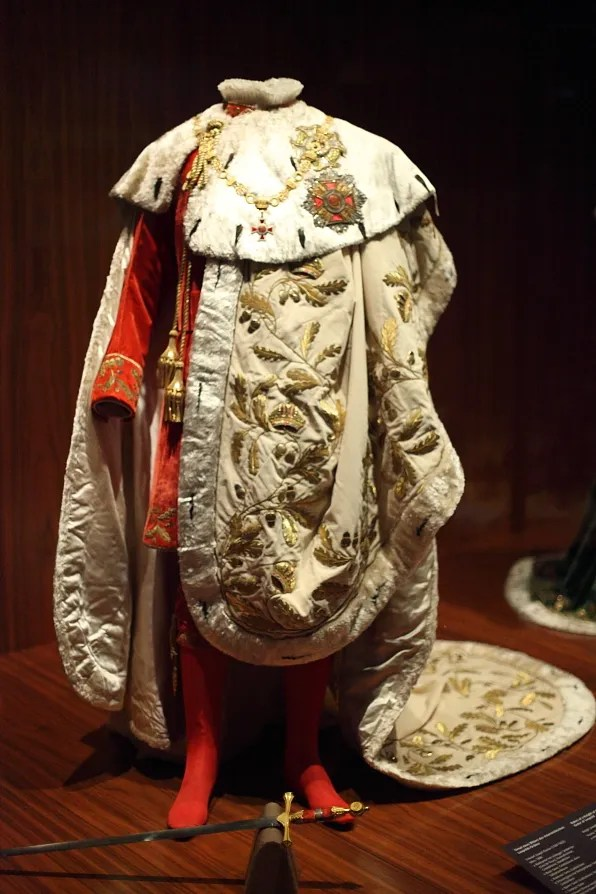 Coronation regalia, Austria