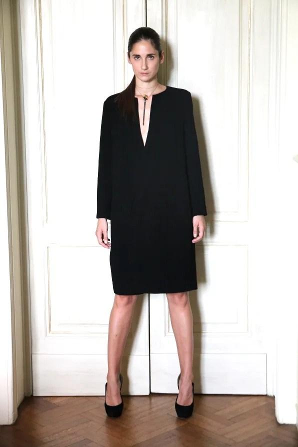 Calvin Klein Fall Winter 2011 Dress