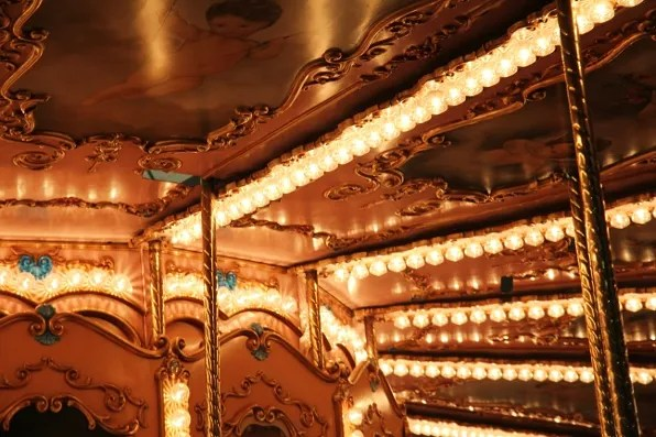Florentine carousel lights