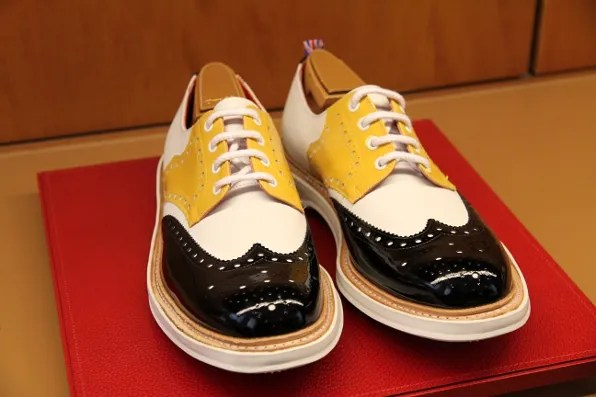 Church's men's shoes spring 2012