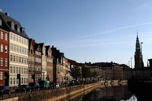 Velkommen til København