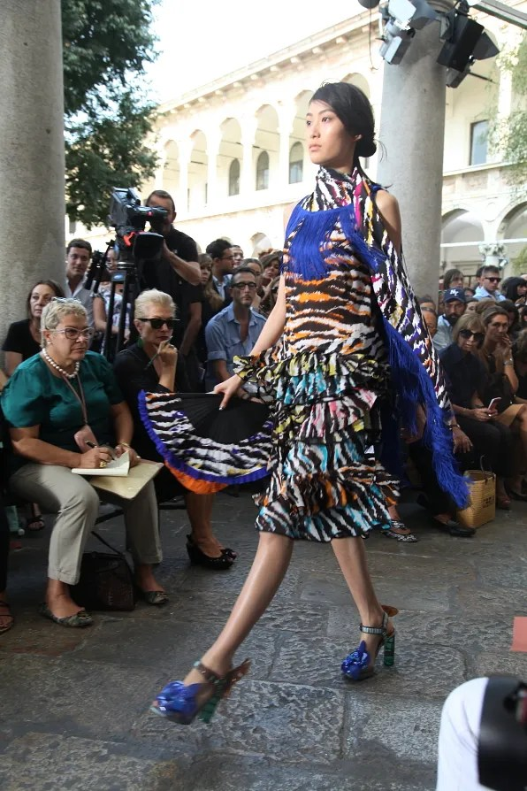 First Look - Missoni Spring Summer 2012