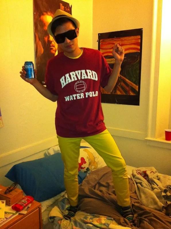 Harvard Water Polo