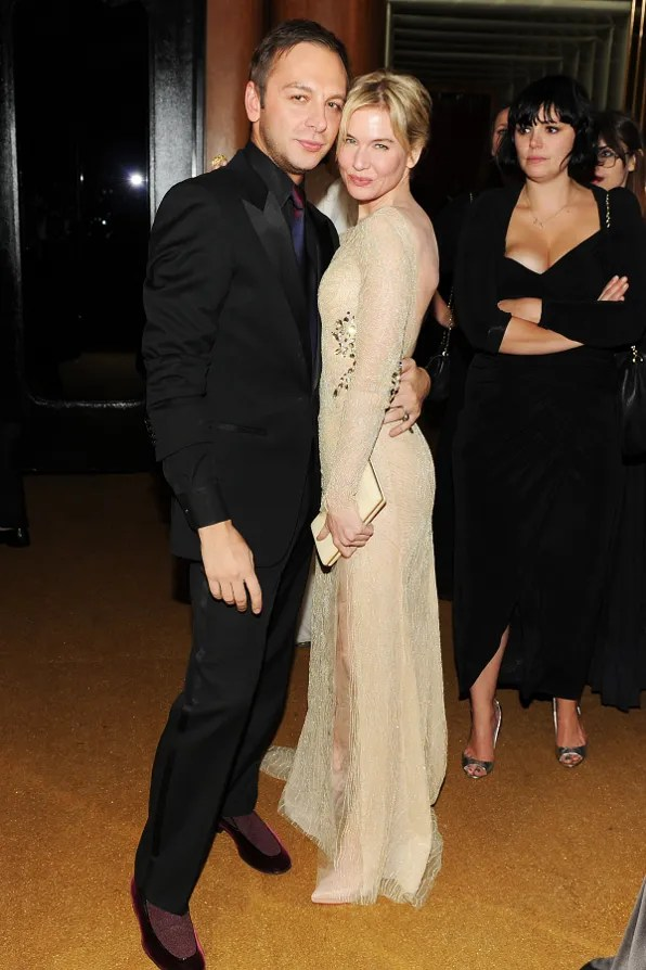 Renee Zellweger at the Top of the Standard Hotel 2011 Met Ball After Party