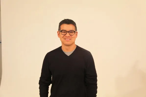 Peter Som at his studio, spring/summer 2012