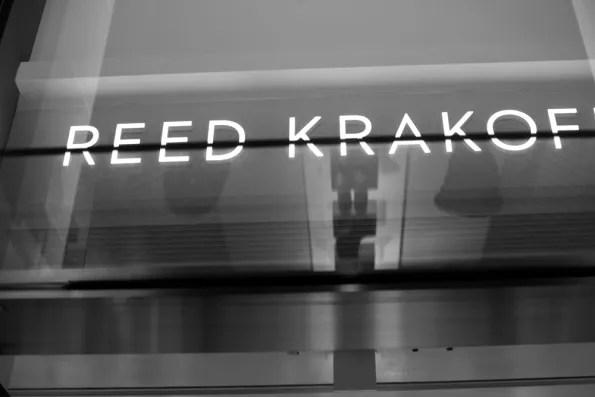Reed Krakoff store logo
