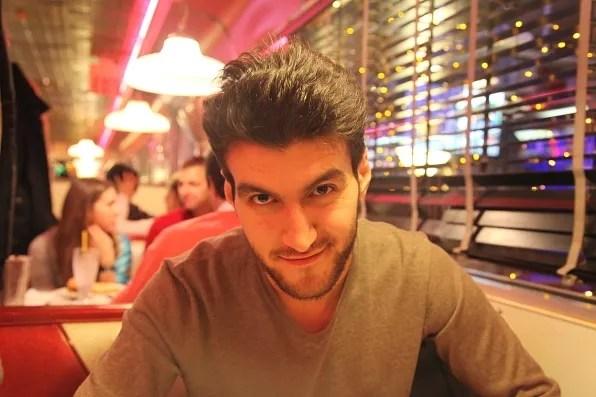 Maga-MGD Maga Umkhaev at Starlite Diner, Moscow