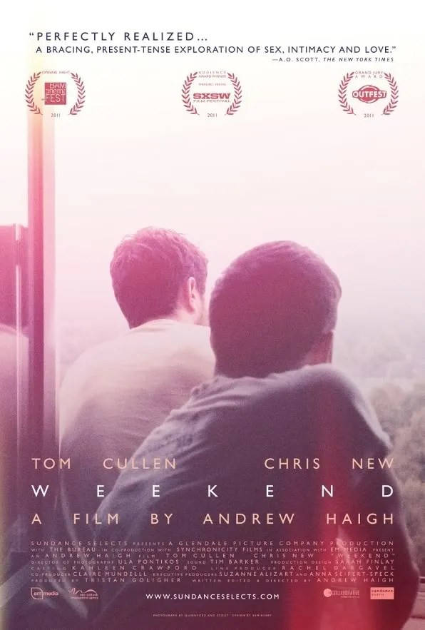 Weekend Movie starring Tom Cullen and Chris New