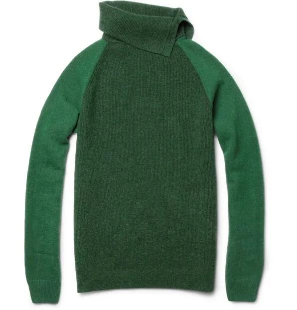 Bottega Veneta wool and cashmere sweater