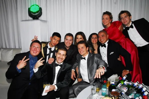 2012 Elle Style Awards Turkey afterparty