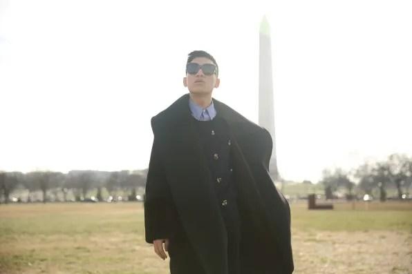 Bryanboy in Washington DC