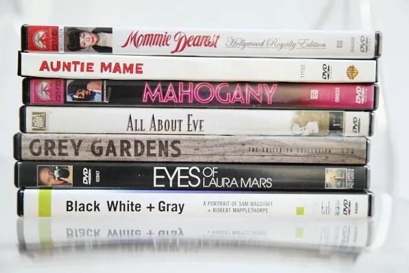 Classic gay movie DVDs