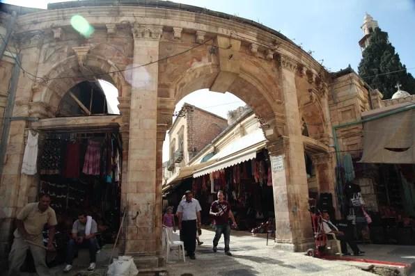 Muslim Quarter, Jerusalem