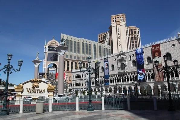 Palazzo, Las Vegas