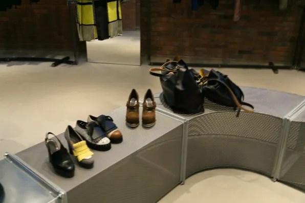 Marni Edition pre-fall 2012 shoes