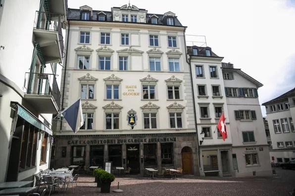 Haus zur Glocke, Zurich