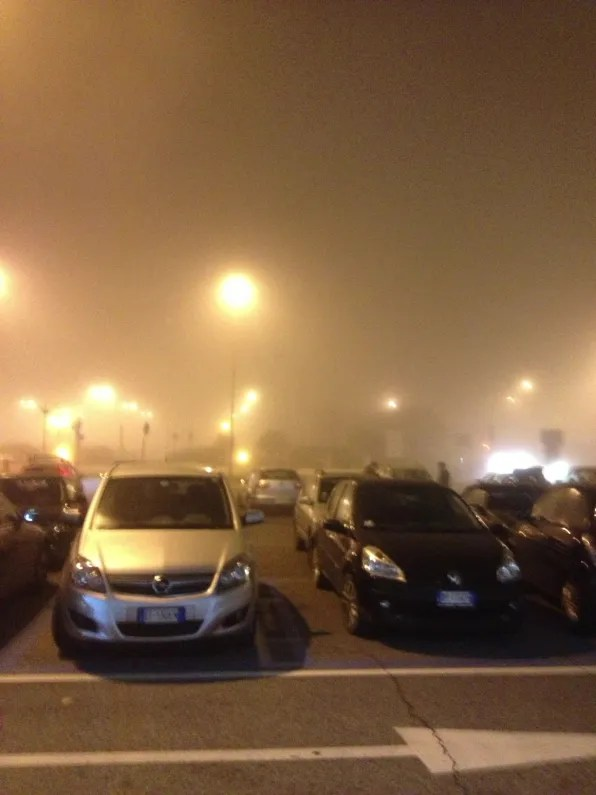 Fog in Florence
