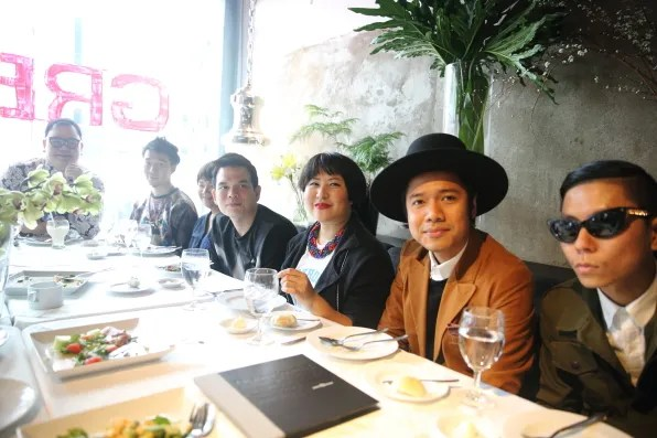 Thai designers at Greyhound Cafe