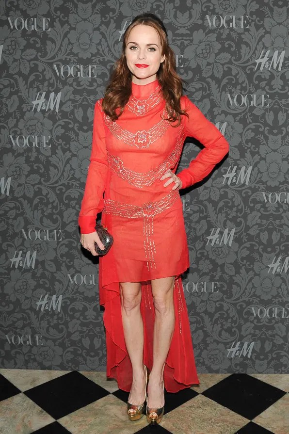 Taryn Manning at the H&M x Vogue Between the Shows party