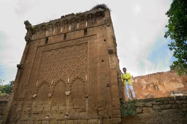 Kasbah Chella, Rabat, Morocco