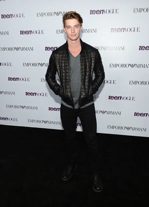 Patrick Schwarzenegger at the 2013 Teen Vogue Young Hollywood Party in Los Angeles, CA