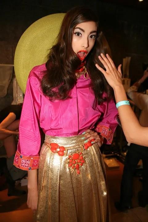 Alexandra Agoston, Christian Dior Spring 2008