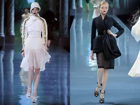 John Galliano for Christian Dior Haute Couture FW08 09