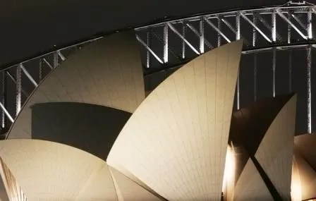 Sydney Opera House, Harbour Bridge