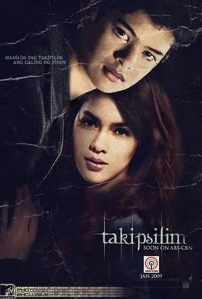 Takipsilim TV Series starring Rayver Cruz and Shaina Magdayao