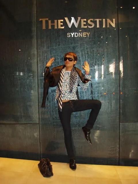 The Westin Hotel, Sydney Australia