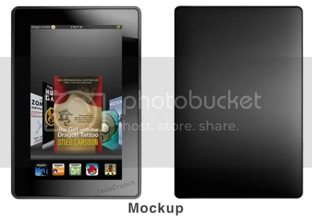 kindle fire Vedremo...