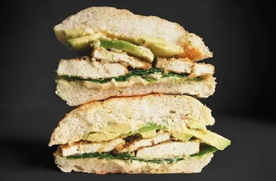 Image result for tofu sandwich creative commons