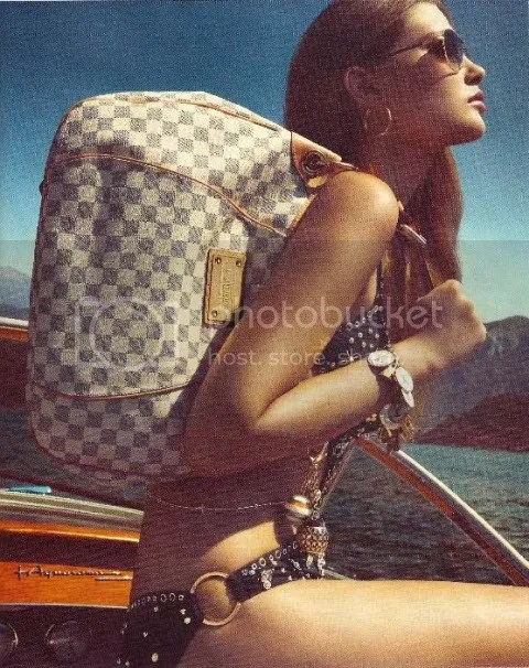 Preview: Louis Vuitton Cruise 2009 Ad Campaign