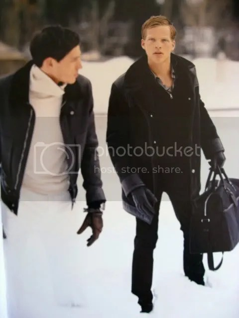 Louis Vuitton Men's Catalog Fall-Winter 2008