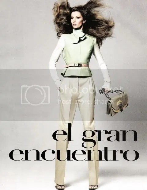 Vogue Latin America October 2008: El Gran Encuentro